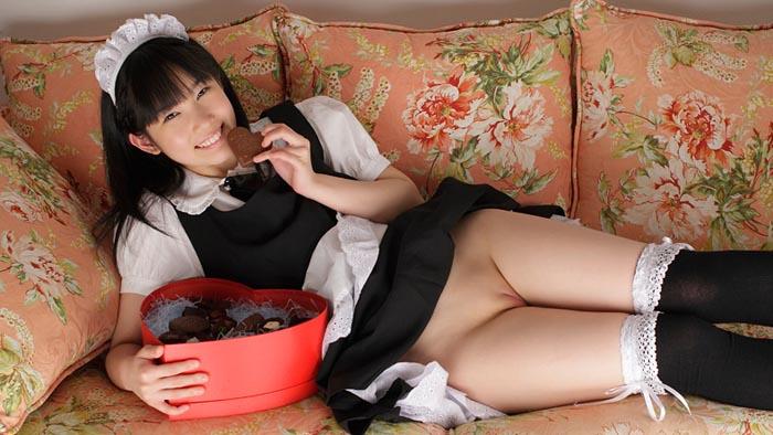 【画像20枚】春日野結衣の無修正パイパン画像「YUI Kasugano 4byGirls Delta」|Rikitake.com